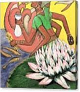 Vasudhara Canvas Print