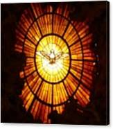 Vatican Window Canvas Print