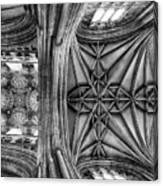 Vaulted  Canvas Print