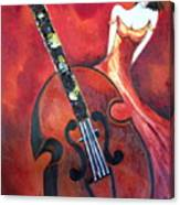 Ve La Musica Canvas Print