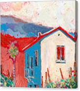 Vecchio Casa Canvas Print