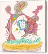 Vedauwoo Shaman Canvas Print