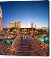 Vegas #1 Canvas Print