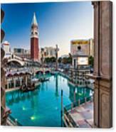Vegas #2 Canvas Print
