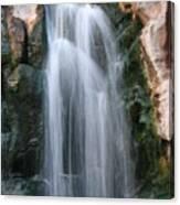 Vegas Waterfall Canvas Print