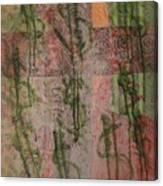 Veiled Canvas Print