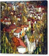 Veliko Tarnovo - Panorama Canvas Print