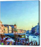 Venetian Afternoon I Canvas Print