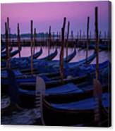 Venetian Dawn Canvas Print