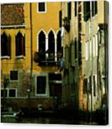 Venetian Gold Canvas Print