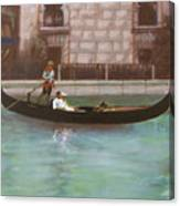 Venetian Canvas Print