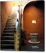 Venetian Stairway Canvas Print