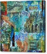 Venezia 1 Canvas Print