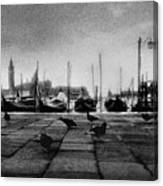 Venezia 2 Canvas Print