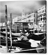 Venezia 5 Canvas Print
