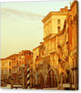 Venezia IIi Canvas Print