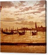 Venezia Iv Canvas Print