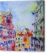Venice 6-28-15 Canvas Print