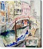 Venice-7-15 Canvas Print