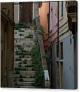 Venice Alleyway Canvas Print