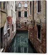 Venice - Canal Dreams  Canvas Print