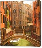 Venice Dream Canvas Print