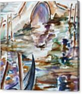 Venice Impression I Canvas Print