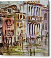 Venice Impression II Canvas Print