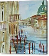 Venice Impression IIi Canvas Print
