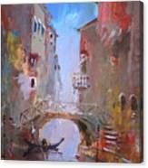 Venice Impression Canvas Print