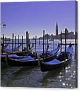 Venice Is A Magical Place Canvas Print