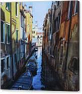 Venice Iv Canvas Print