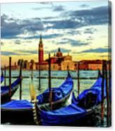 Venice Landmark Canvas Print