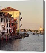Venice Lover Canvas Print