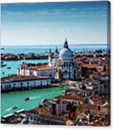 Eternal Venice Canvas Print