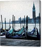 Venice Morning Canvas Print