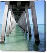 Venice Pier - Florida Canvas Print
