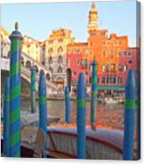 Venice Rialto Bridge Canvas Print