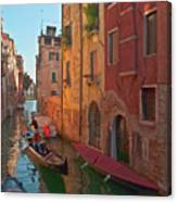 Venice Sentimental Journey Canvas Print