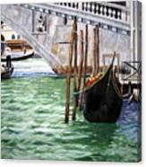 Venice Street Canvas Print