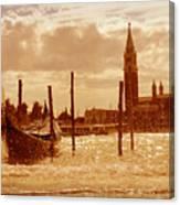 Venice V Canvas Print