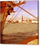 Venice Vii Canvas Print