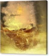 Ventana Al Mar Canvas Print