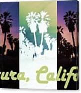 Ventura, California Canvas Print
