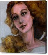 Venus In Spring Canvas Print