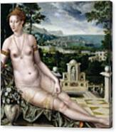 Venus Of Cythera Canvas Print