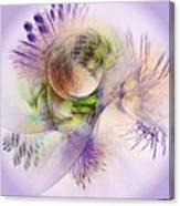Venusian Microcosm Canvas Print