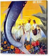Veracruz  Canvas Print