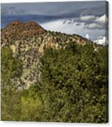Verde Canyon Canvas Print