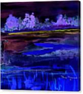Vereen Marsh Canvas Print